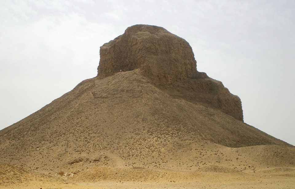 Black Pyramid Amenemhat III