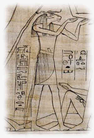 Khnum Greenfield Papyrus